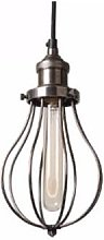 Culinary Concepts - Industrial Style Edison Cage