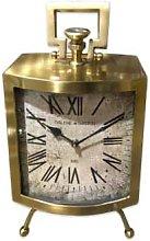 Culinary Concepts - Rowley Carriage Mantel Clock -