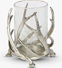 Culinary Concepts Stag Antler Hurricane Lamp,