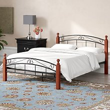 Culver Bed Frame Marlow Home Co.