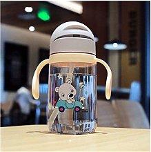 Cup 420ML Kids Plastic Water Bottles Protein