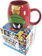 Cup Of Tees Marvin The Martian Red Mug