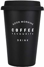 Cup Stainless Steel Mug Coffee Accessory for