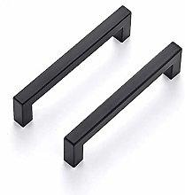 Cupboard Handles Black Cabinet Handles 160mm Hole