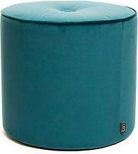 Cupp Footstool Fairmont Park Upholstery Colour:
