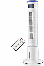 CurDecor Oscillating tower fan Bladeless remote