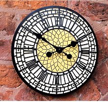 Curiel 30cm Wall Clock Williston Forge