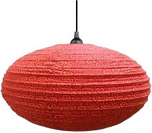 Curiouser and Curiouser - Small 60cm Red And