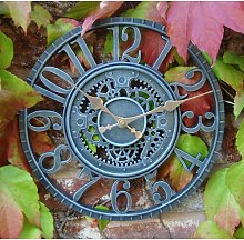 Curley 30cm Wall Clock Williston Forge