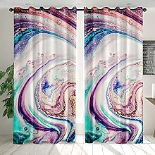 Curtain,Blackout Thermal Insulated Modern Creative