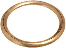 Curtain Blind Upholstery Rings Hollow Brass 25MM