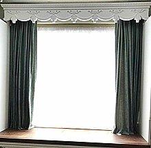 CURTAIN BOX VALANCE PELMET WINDOW CORNICE SWAG