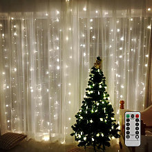 Curtain Curtain Luminous Decoration Night Luminous
