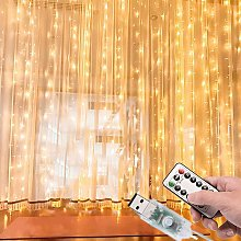 Curtain Curtain Luminous Night Decoration Luminous