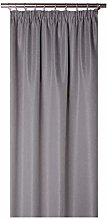 Curtain Dark grey