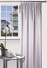 Curtain Dark silver