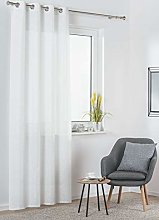 Curtain ECLAT offwhite
