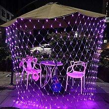 Curtain Fairy Lights Waterproof, 8 Modes Garden