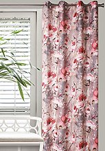 Curtain IMPRESS red