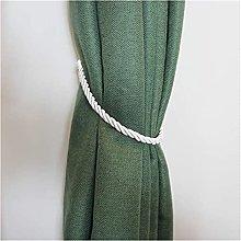 Curtain strap rope 1PC Decorative Tieback Curtain