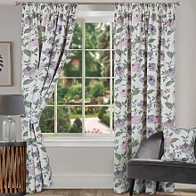 Curtain Tie Backs in Heather by Coopers Of