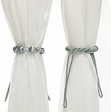 Curtain Tie Backs Rope Curtain Tiebacks with Bling