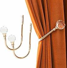 Curtain Tieback Hooks Pair Curtain Holdbacks for