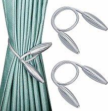 Curtain Tiebacks, 2 Pieces Curtain Tie backs