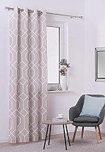 Curtain TISSU beige