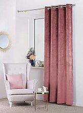 Curtain velvet, heather