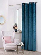Curtain VELVET Teal