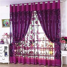 Curtains For Living Room, Blackout Curtains Eyelet