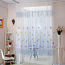 Curtains For Living Room, Eyelet Curtain Blackout