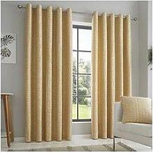 Curtina Lowe Eyelet Curtains 66X54