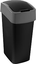 Curver Pacific 50 Litre Flip Top Kitchen Bin -