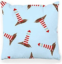 Cushion Cover Case Decorative Throw Pillow Cover