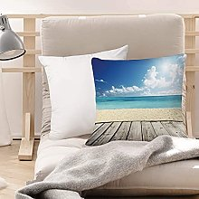 Cushion Covers (45 x 45 cm) - Polyester,Landscape