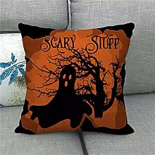 Cushion Covers 45cm*45cm Happy Halloween Trick or
