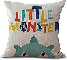 Cushion Covers 45cmx45cm /18 x 18 Children's