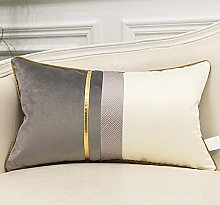 Cushion Covers Decorative Throw Pillow Cases 12x20