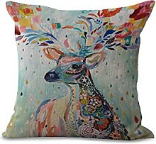 Cushion Covers Pads 18x18 inch/45cmx45cm Animal