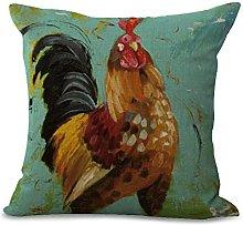 Cushion Covers Pads 18x18 inch/45cmx45cm Animal