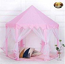 Cushion Portable, Princess Castle Play Tent Kids
