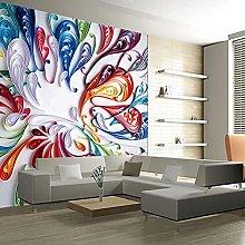 Custom 3D Mural Wallpaper for Wall Modern Art