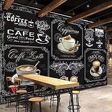 Custom 3D Photo Mural Wallpaper Retro Hand Painted