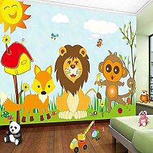 Custom 3D Photo Wallpaper for Kids Room Bedroom