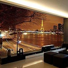 Custom 3D Photo Wallpaper Walls City Building