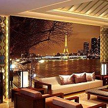 Custom 3D Photo Wallpaper Walls European City
