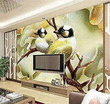 Custom 3D Wallpaper Bird Wallpaper for Walls 3D