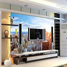 Custom Custom Wallpaper High-Rise Buildings